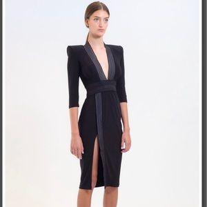 Zhivago Warsaw Black Dress